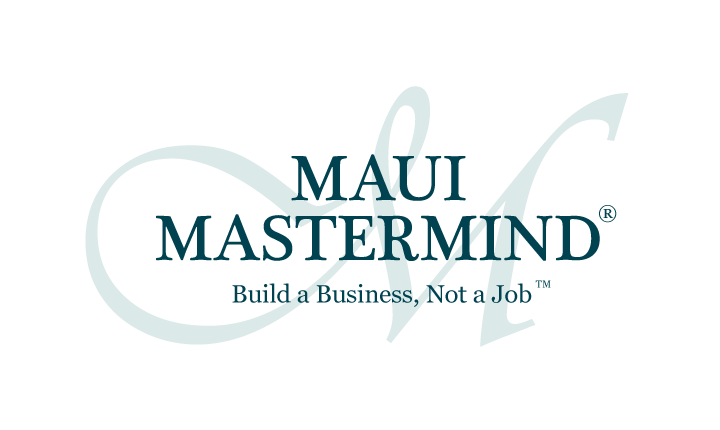 2015 Maui Mastermind Logo