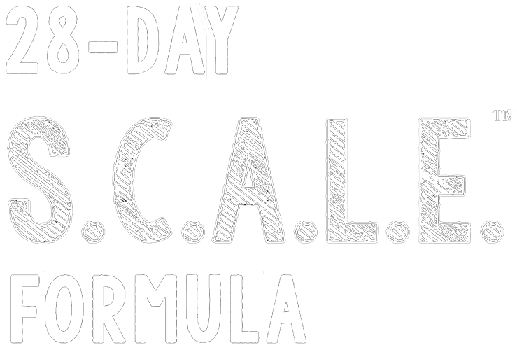 28-Day Scale Formula