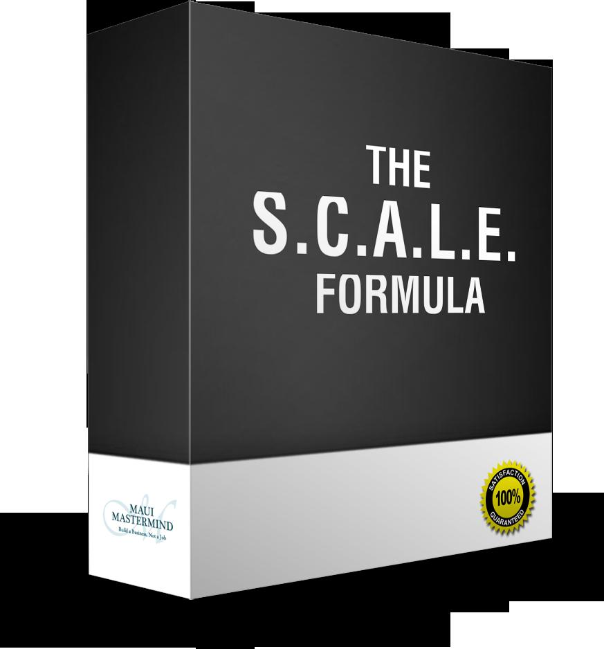 the scale formula