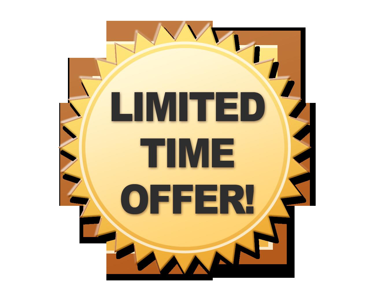 Limited-offer-Transparent