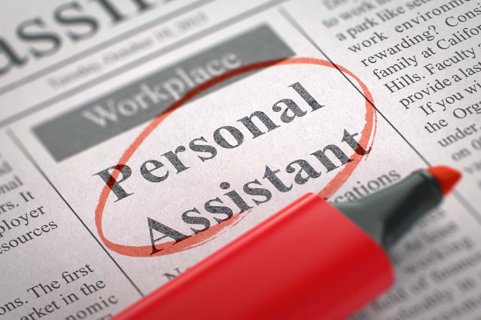 4 Types of Personal Assistants (2 of Which You Need To Avoid)