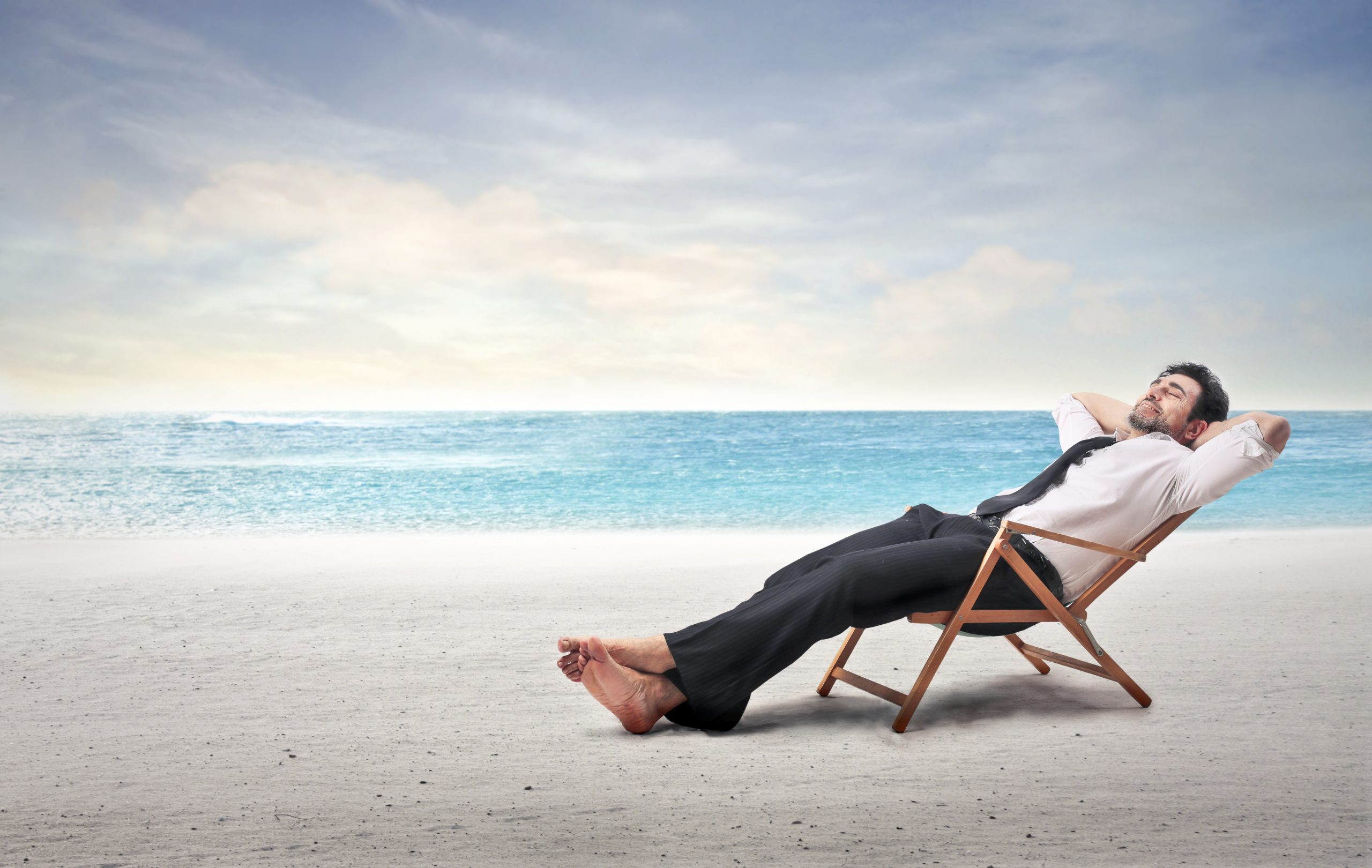 Successful Entrepreneurs Take This Number of Vacations Every Year. Here's Why